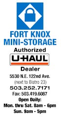 Fort Knox Mini Storage