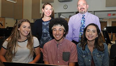 Music program fosters independence, confidence