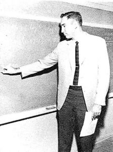 Donald C. Holznagel, Oct.11, 1934–Oct. 26, 2015. Mr. Holznagel began his teaching career at Parkrose High School in 1959 where he taught Math—analysis and trigonometry, algebra and geometry. 1968 Parkrose Equus Ferox