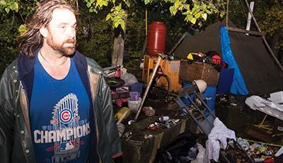 Parkrose groups try to make homeless camp work