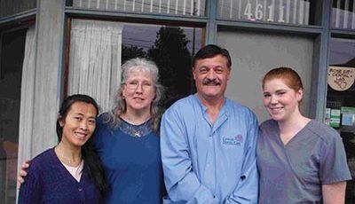 Dentist returns Parkrose practice to original place