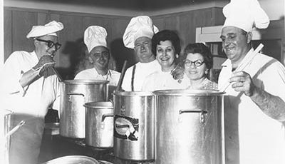 Spaghetti dinner rolls its last meatball after 80 years