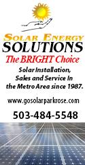Solar Energy Solutions