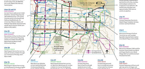 TriMet answers our questions about its vision for East County