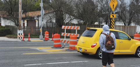 Stalled demand/beacon crosswalk installations