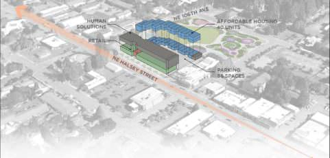 Affordable housing part of new park site