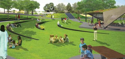 Art for new parks chosen, groundbreaking set for June