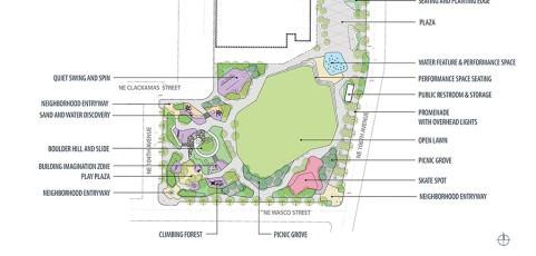 Gateway Park plan presented