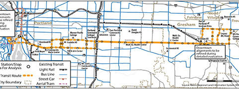 Rapid Transit coming to Division, Powell