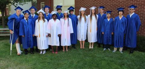 Spring Academic achievement Roundup