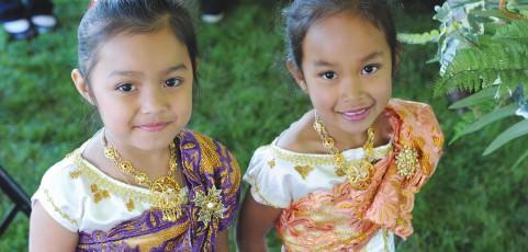 Cambodian/Lao/Thai  communities collaborate, celebrate