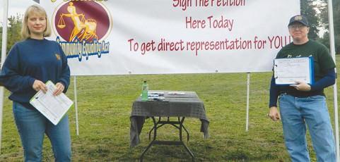 Equal representation act signature gathering continues