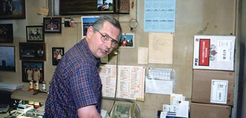 Former owner of Bill's Steakhouse passes