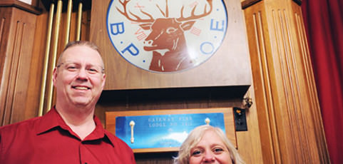 Thinning herd forces Elks to sell lodge
