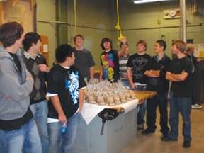 Woodlinks Classes Build Educated Workforce East Portland