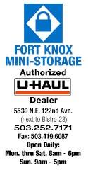 Fort Knox Mini Storage