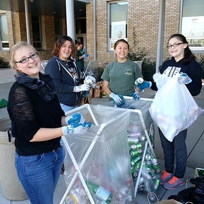 The Parkrose Boosters hold their next pop can and bottle drive Saturday, Feb. 4 from 9 a.m. to 1 p.m. at Parkrose Middle School. STAFF/2016