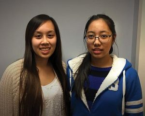 Parkrose High seniors Karen To and Maria Than are winners of Lawrence University's College Possible Scholars awards. This award meets 100 percent of demonstrated need except for one federally subsidized loan. Lawrence University is a liberal arts college in Appleton, Wisc. COURTESY PARKROSE HIGH