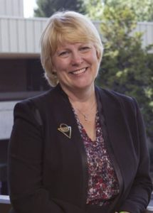 MHCC President Debra Derr will retire following the 2017–18 academic year. COURTESY MHCC