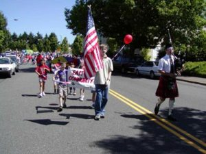 The 20th annual Independence Day parade at East Portland Community Center, 740 S.E. 106th Ave., is set for Monday, July 3 at 10:30 a.m. COURTESY PORTLAND PARKS & RECREATION