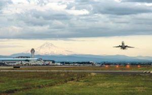We're number one! Travelers choose PDX as best airport for fifth year running. COURTESY PORT OF PORTLAND