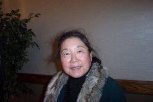 Hazelwood resident and longtime neighborhood association volunteer Arlene Kimura won the 2017 Gladys McCoy Award. STAFF/2012