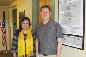 Thu Truong is named principal at Ron Russell Middle School in the David Douglas School District. Andy Long becomes director of education for the district. COURTESY DAVID DOUGLAS SCHOOL DISTRICT