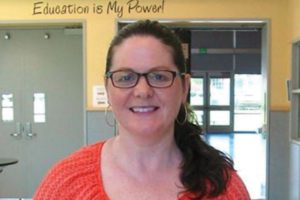 Holly Schauer is the new principal at Ventura Park Elementary. COURTESY DDSD