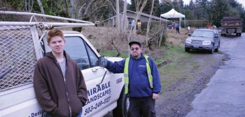 City's reaction to Parkrose RV homeless camp sparks mixed feelings