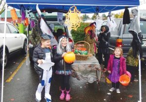 The third annual Trunk or Treat is Sunday, Oct. 29th at Parkrose High School from 4 to 6 p.m. COURTESY PARKROSE BUSINESS ASSOCITION