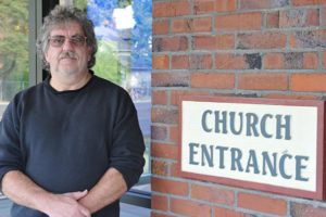 Jerry Beers, a St. Matthew's Episcopal Church board member, said the end has been coming for a while and that he will wait and see what the transition brings. STAFF/2017