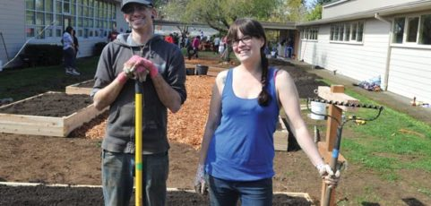 Community gardens a growing trend in east Portland