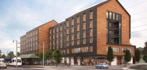 Central City Concern breaks ground on Blackburn Building