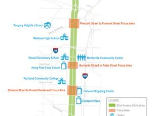 82nd Avenue will receive less state funding in 2018