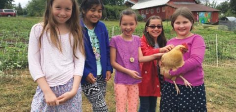 State grant delivers more field trips to Zenger Farm