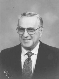 Jerry Fitzgerald, a longtime resident of Parkrose Heights and a member of St. Rita Catholic Church, died last month. COURTESY FITZGERALD FAMILY
