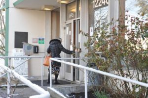 Has the conversion of the former Multnomah County Sheriff's Office into a homeless shelter degraded the surrounding neighborhood and businesses? More than 18 months ago, the Hansen Shelter on Northeast 122nd Avenue and Glisan Street opened for operation. STAFF/2018