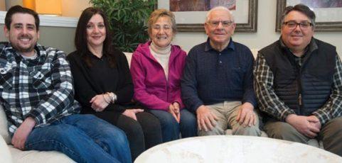 Italian immigrants create furniture and family in east Portland