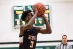 Abdi Dahir conference all-star second team. COURTESY CHASE ALLGOOD OREGONLIVE