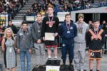Kyle Beal, a senior, claimed his second state wresting title. He also won as a freshman. COURTESY CHASE ALLGOOD, OREGONLIVE