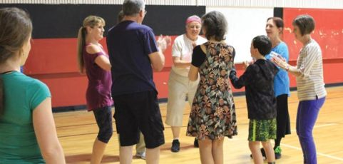 Mid-county meets Western Europe with céilí dancing