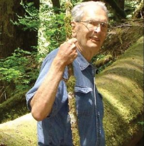 Jerry Guthrie, environmentalist and nature enthusiast, passed away at home on April 4. COURTESY GUTHRIE FAMILY