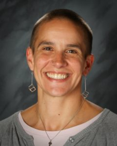 """J. Geurts is a 2018 180 Educator and a 2018 Circle of Excellence Educator. Dan McCue, David Douglas School District communi-cations, said, """"I can't think of another example of a teacher receiving two such awards at virtually the same time."""" COURTESY DAVID DOUGLAS SCHOOL DISTRICT"""