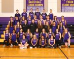 2018 Portland Christian Royals Track & Field team. COURTESY NORTHWEST SPORTS PHOTOGRAPHY