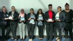 Parkrose High School students qualified for FBLA Nationals in Baltimore. PARKROSE FBLA