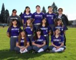 Portland Christian softball earned the Lewis & Clark League sportsmanship trophy for the second consecutive year. COURTESY NORTHWEST SPORTS PHOTOGRAPHY