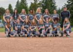Parkrose Bronco softball. COURTESY MW PHOTOS