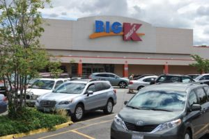 With Kmart's closing in September, what will become of the 13.5-acre site? STAFF/2018