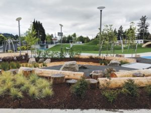 The park is set to turn around the perception and livability of Gateway. COURTESY PORTLAND PARKS & RECREATION