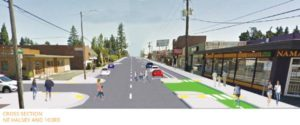 Halsey-Weidler Streetscape Project starts in September